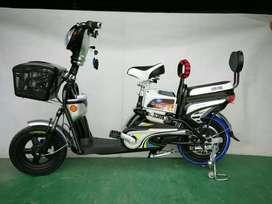 Dijual sepeda listrik super rider tanpa BBM hemat biaya
