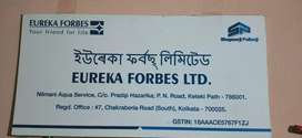 Eureka Forbes Ltd. Service Technicians required.