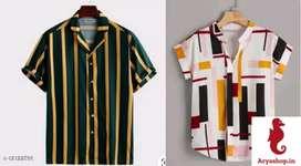 Men's trendy tshirts(2 shirts)