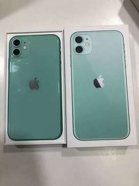 iPhone 11 128gb available in new Brand condition