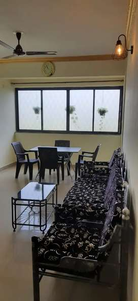 2BHK FURNISHED FLAT FOR RENT IN ST.CRUZ
