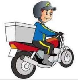 Delivery Executive /Partime Job / Thodupuzha