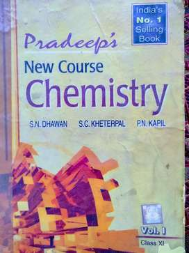 11th chemistry books