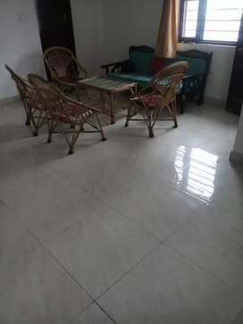 Fully furnished 3bhk flat at doon vihar Jakhan rajpur road