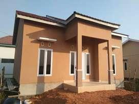 Jual rumah baru