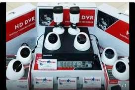 Instalasi pemasangan camera CCTV online area Jabodetabek.