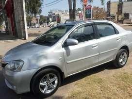 Toyota Etios 2013-2014 GD, 2013, Diesel