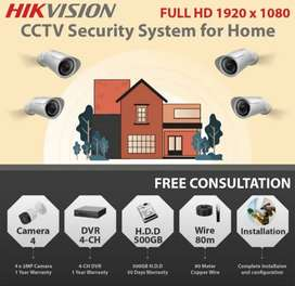 CCTV One Package Deal