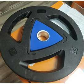 olympic plate dumble .100 per kg.