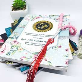 Cetak Buku Yasin Dan Tahlil Terbaik & Termurah Manado