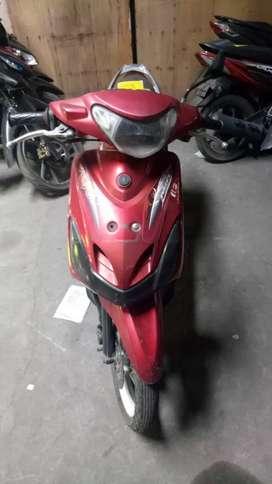 New Mio CW Tahun 2011 DR4731TA (Raharja Motor Mataram)