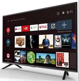 "Sony panel New festival Deals 42"" smart Android LED HD Tv with warrant"