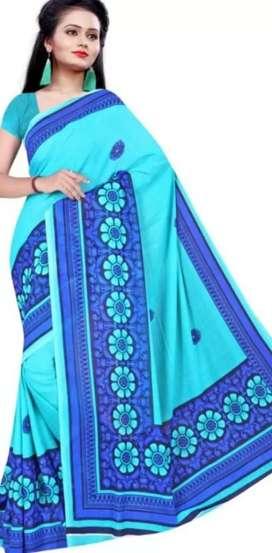 Woman saree
