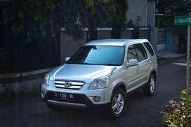 Honda CRV RD5 2.4 2005 AT ORIGINAL ISTIMEWA