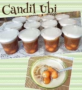 CANDIL UBI GULA AREN