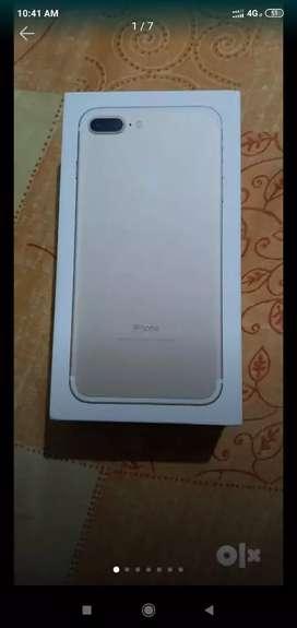 I phone 7 plus 128 gb full box