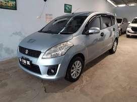 Suzuki Ertiga GL 2012 MT Orisinil KM 80ribuan
