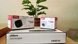 Paket Promo Kamera CCTV 2MP HD 1080P Siap Pasang dan Gratis Pemasangan