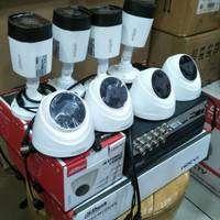 Paket Dahua CCTV 8 Channel
