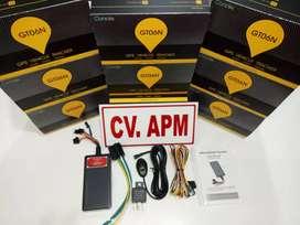Paket hemat GPS TRACKER gt06n, amankan mobil/motor/truk/bus + server