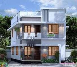 Sale 100 Gaj Duplex House BDA Approved Opp Ekta nagar