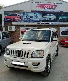 Mahindra Scorpio 2009-2014 VLX SE BSIII, 2012, Diesel