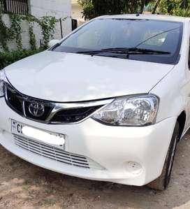 Toyota Etios Liva GD, 2012, Diesel