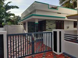 900SqFt villa/ 4cent/2 BHK/ 30 lakh /Kolazhy Thrissur