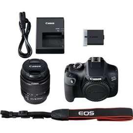 Kredit Canon Eos 4000D ckup ktp admin 199rb