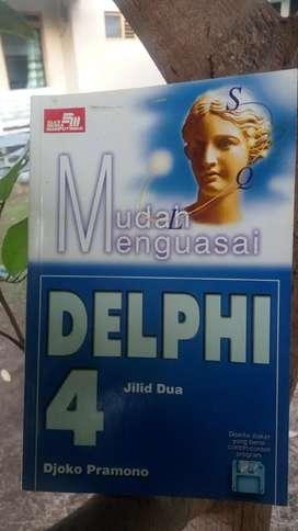 Buku panduan program Komputer Delphi