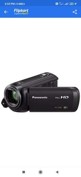 Panasonic V385 Camcorder