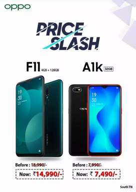 All new oppo phone at best offer price hurry up grab it soon