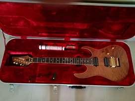 Electric guitar Ibanez prestige rg652bg in best price