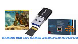 Gaming usb for pc and smart box AVAILABEL