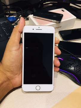 Iphone 7 plus 128gb like new condition