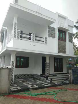 3 bhk 1500 sqft 3 cent new build house at edapally varapuzha town near