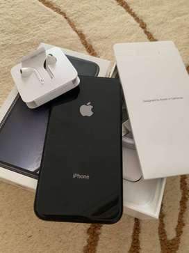 get iPhone xr black in exceed condition 128gb