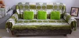 Sofa set 3+1+1seater