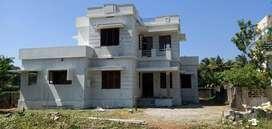 KOORKENCHERY, Thrissur, 5 cent, 1400sqft, 3 BHK, 55 Lakh Negotiable,