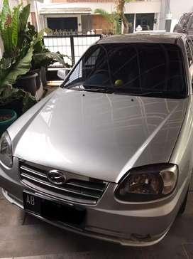 Hyundai avega manual 2010 plat AB