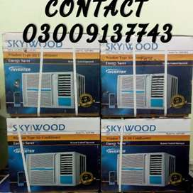 Fresh Stock Window AC 220v Available
