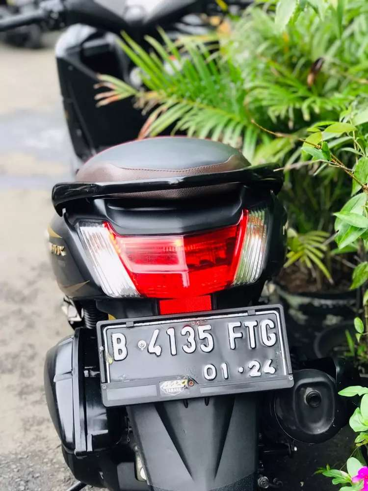 Yamaha All New Nmax 155cc VVA_Fi Tahun 2019