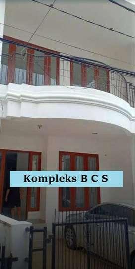 Rumah Siap Huni Kompleks BCS Kelapa Gading Vespa (5x15m)