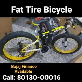 Fat Tire Bicycle all models available