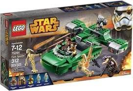 LEGO 75091 Starwars Flash Speeder