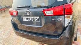 Toyota INNOVA CRYSTA 2017 Diesel Well Maintained