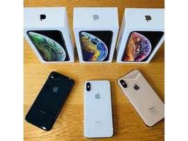 iPhone XS 64gb - iPhone XR 128gb - iPhone XS MAX 256GB - iPhone X 64gb