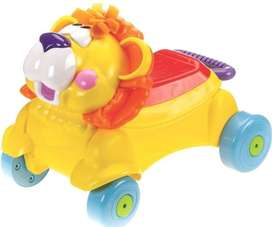 Walker cum cycle ride on fisher price kids and toddlers child. used