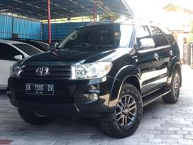 Fortuner g lux matic 2008 facelift