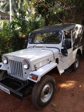 Mahindra Jeep 1992 Diesel Well Maintained